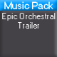 Epic Orchestral Trailer Pack 1 - AudioJungle Item for Sale