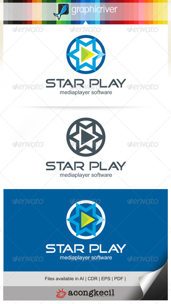 GraphicRiver Star Play 6796078