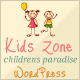 Kids Zone | Responsive Children Theme