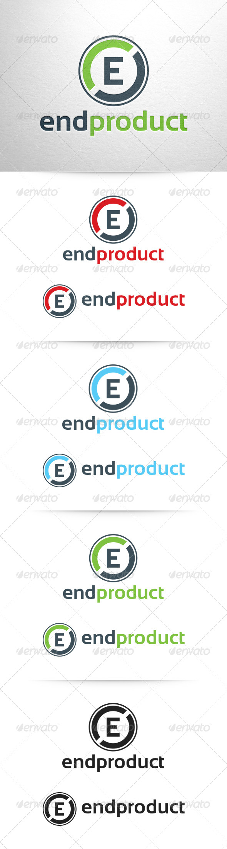 GraphicRiver Letter E Logo Template 6796548