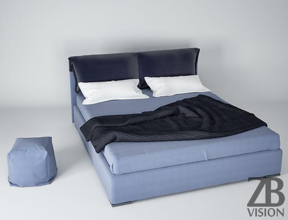 3DOcean Bed 6797155