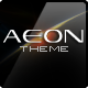 AEON Futuristic Theme For Wordpress - ThemeForest Item for Sale