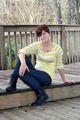 Cute Redhead Outdoors - PhotoDune Item for Sale