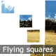 Picture transition - flying squares - ActiveDen Item for Sale