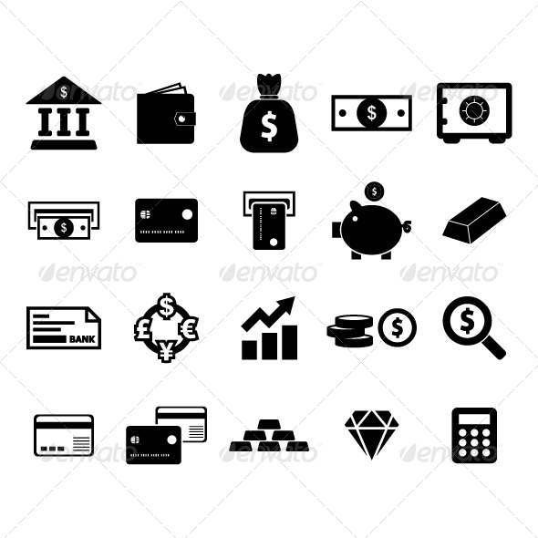 GraphicRiver Money Icon 6798120