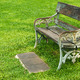 Chair on Green Grass - PhotoDune Item for Sale