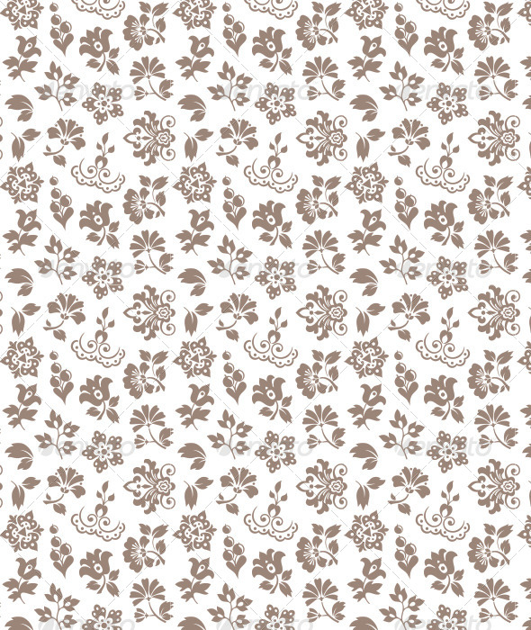 GraphicRiver Floral Pattern 6798513