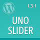 UnoSlider for WP - Responsive Touch Enabled Slider