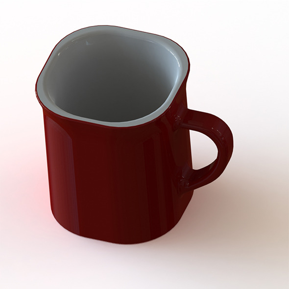 3DOcean Nescafe Cup 6798942