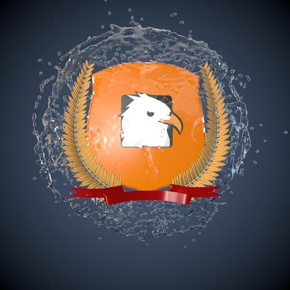 3DOcean liquid badge 6799205