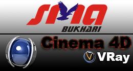02-Cinema 4D Vray Materials