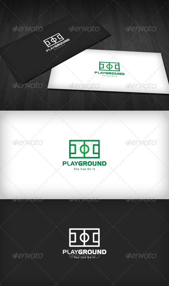 Playground Logo - Symbols Logo Templates