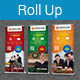 Multipurpose Business Roll-Up Banner Vol-11