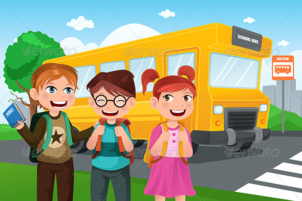 GraphicRiver Back to School 6801921