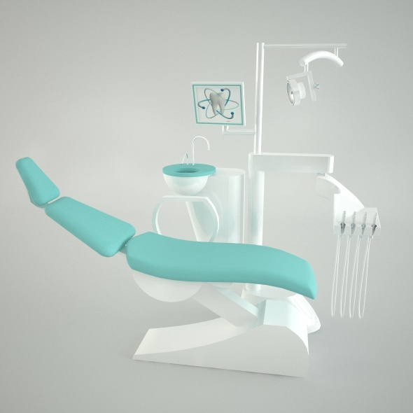 Dental equipment - 3DOcean Item for Sale
