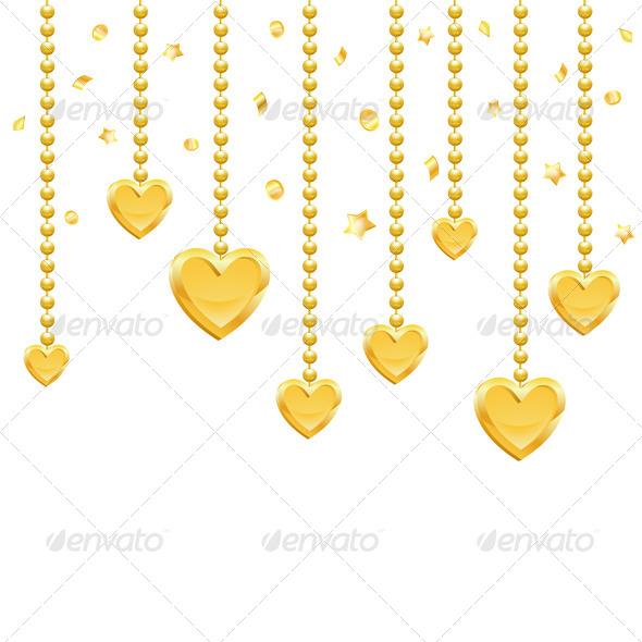 GraphicRiver Valentines Day Background 6802366