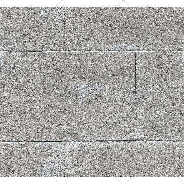 GraphicRiver Tileable Concrete Blocks Texture 6805142