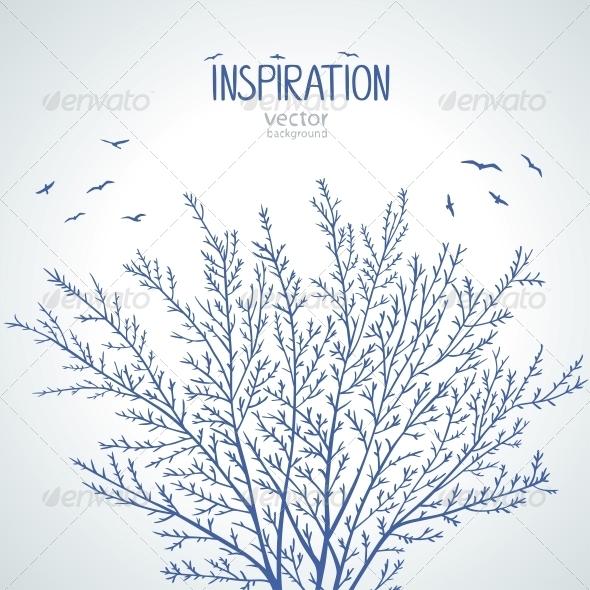 GraphicRiver Tree Branches 6805869