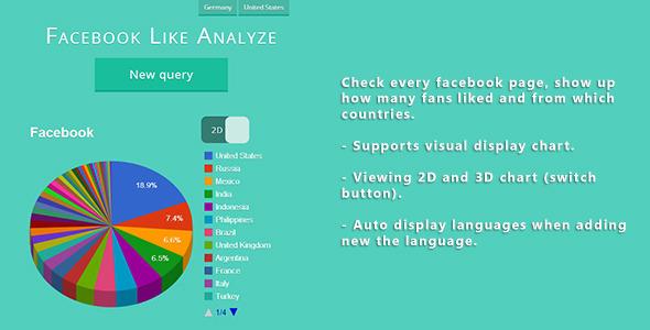 CodeCanyon Facebook Like Analyze 6705192