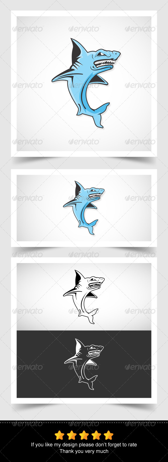 GraphicRiver The Shark 6806518