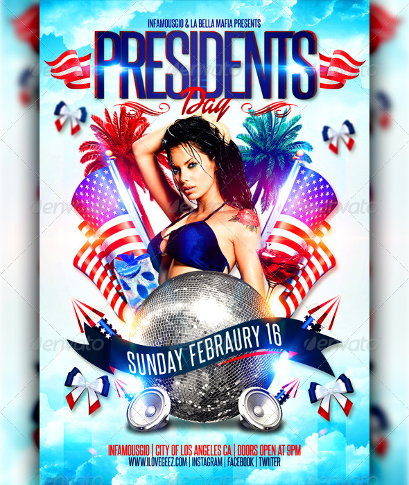 GraphicRiver Presidents Day 1 6802978