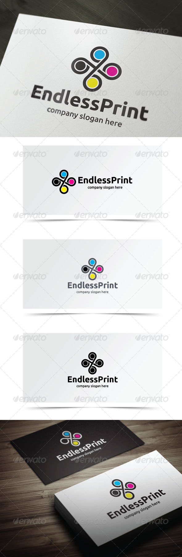 GraphicRiver Endless Print 6807992