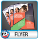 Modern Corporate Flyers - GraphicRiver Item for Sale