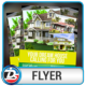 Real Estate Modern Flyers - GraphicRiver Item for Sale