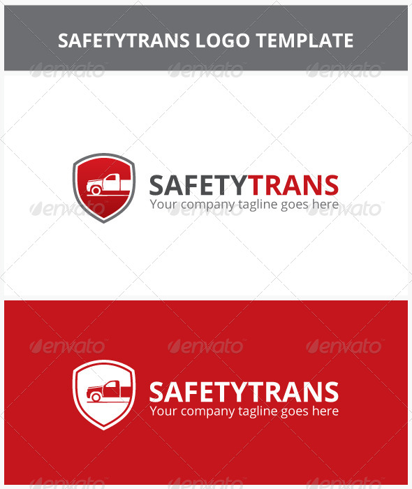 GraphicRiver Safetytrans Logo 6811849