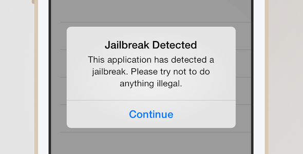 CodeCanyon JailbreakDetection 6813013