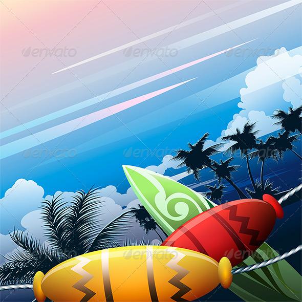 GraphicRiver Oceania 6815030