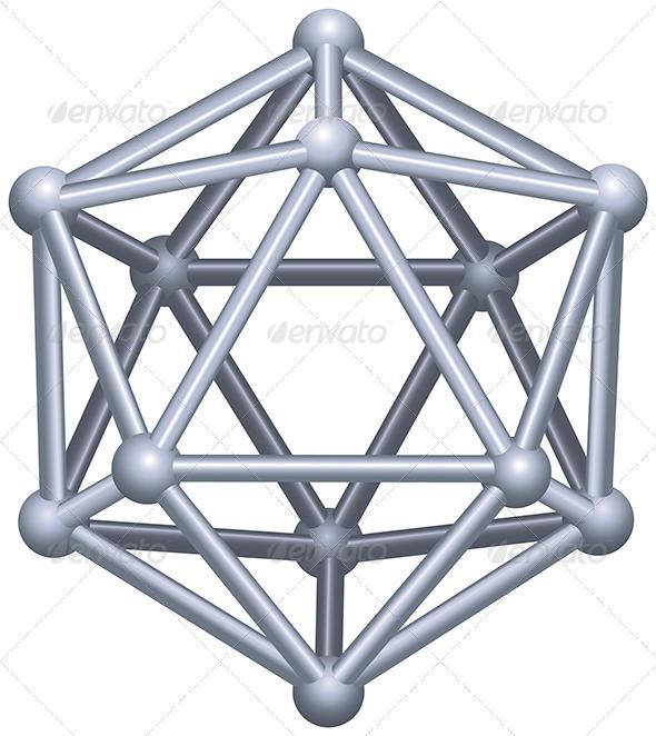 GraphicRiver Icosahedron 6815080