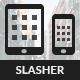 Slasher | Mobile & Tablet Responsive Template - Mobile Site Templates