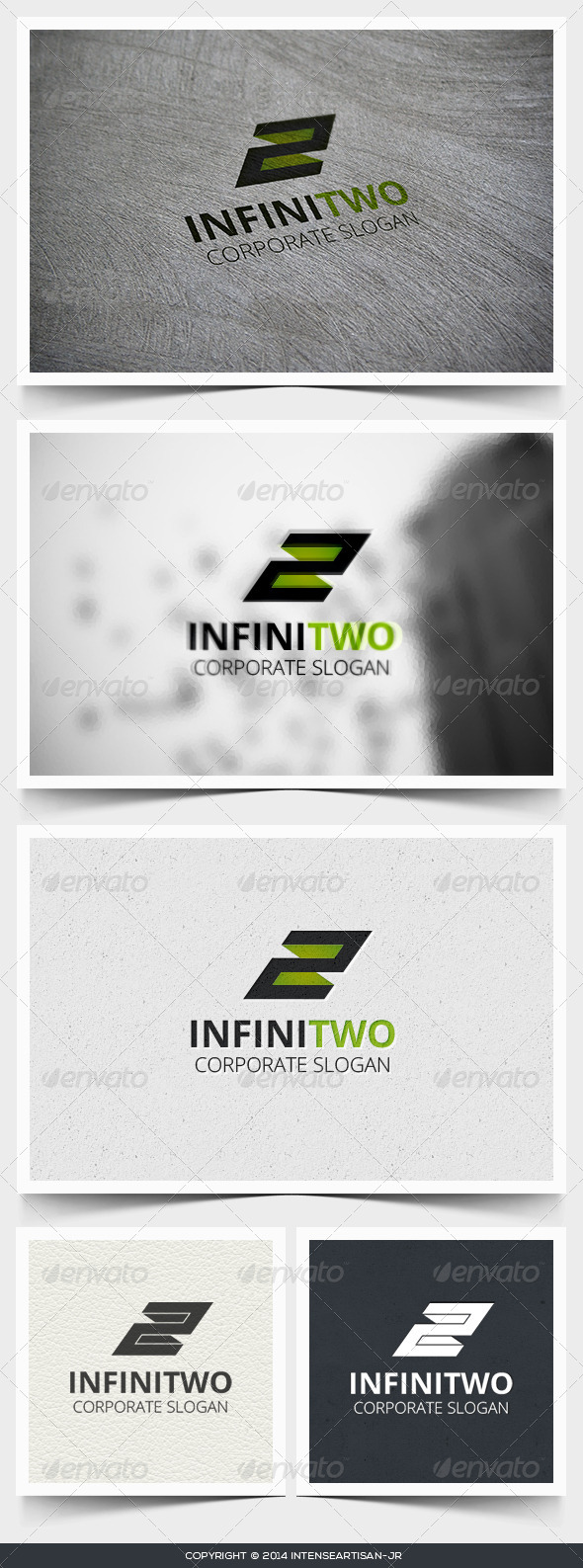 GraphicRiver Infinitwo Logo Template 6815559