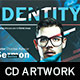 Identity: CD Artwork Template - GraphicRiver Item for Sale