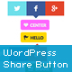 Share Button WordPress Plugin