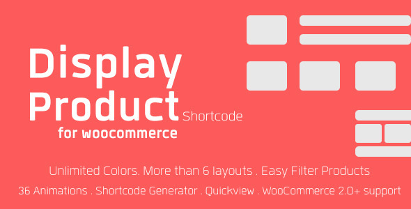 Display Product Multi-Layout for WooCommerce