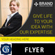 Corporate Creative Business Flyer Vol 09 - GraphicRiver Item for Sale