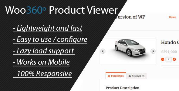 CodeCanyon Woo360 Product Viewer 6727875