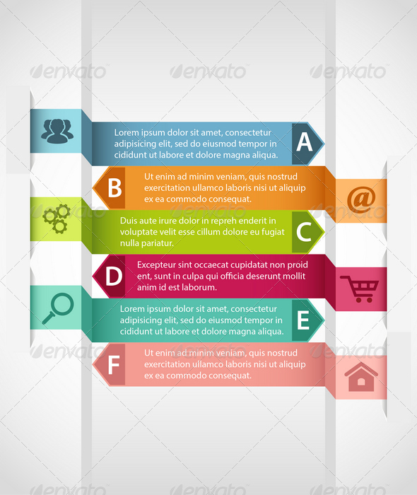 GraphicRiver Infographic Template 6817872