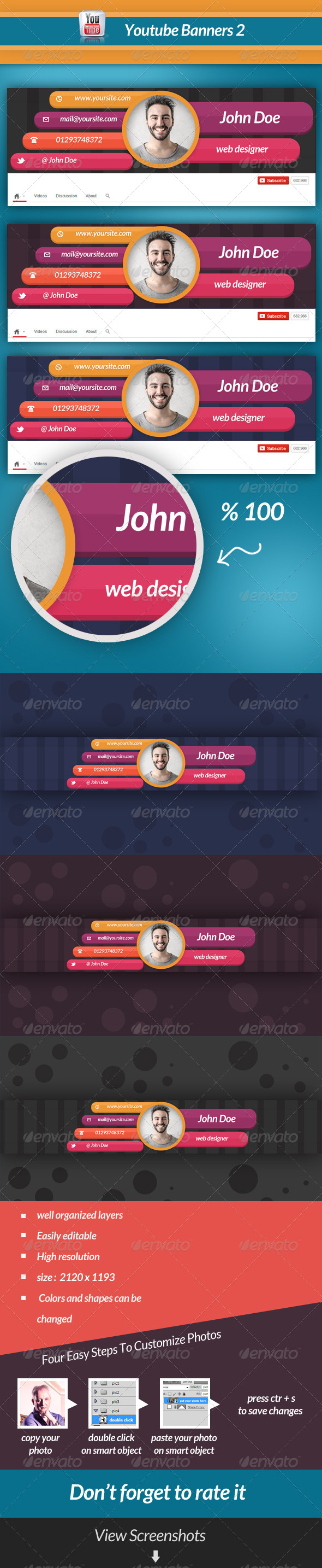 GraphicRiver Business Youtube Banner 2 6812822