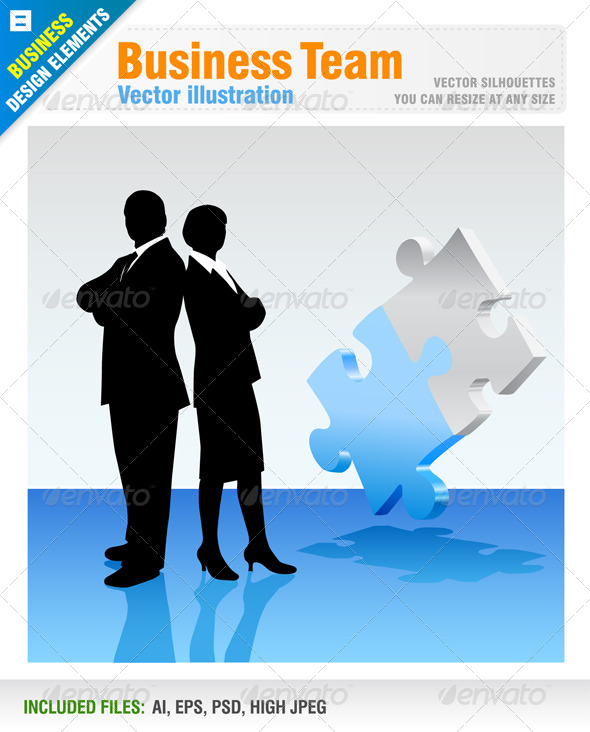 GraphicRiver Business Team 6818895
