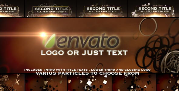 After Effects Project - VideoHive Exploding Presentation 710909