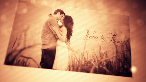 FREE After Effects Template - Time to Love 2