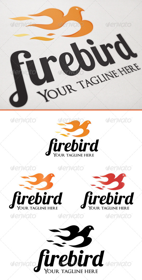GraphicRiver Firebird 6820328