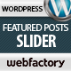 Premium Featured Posts Slider