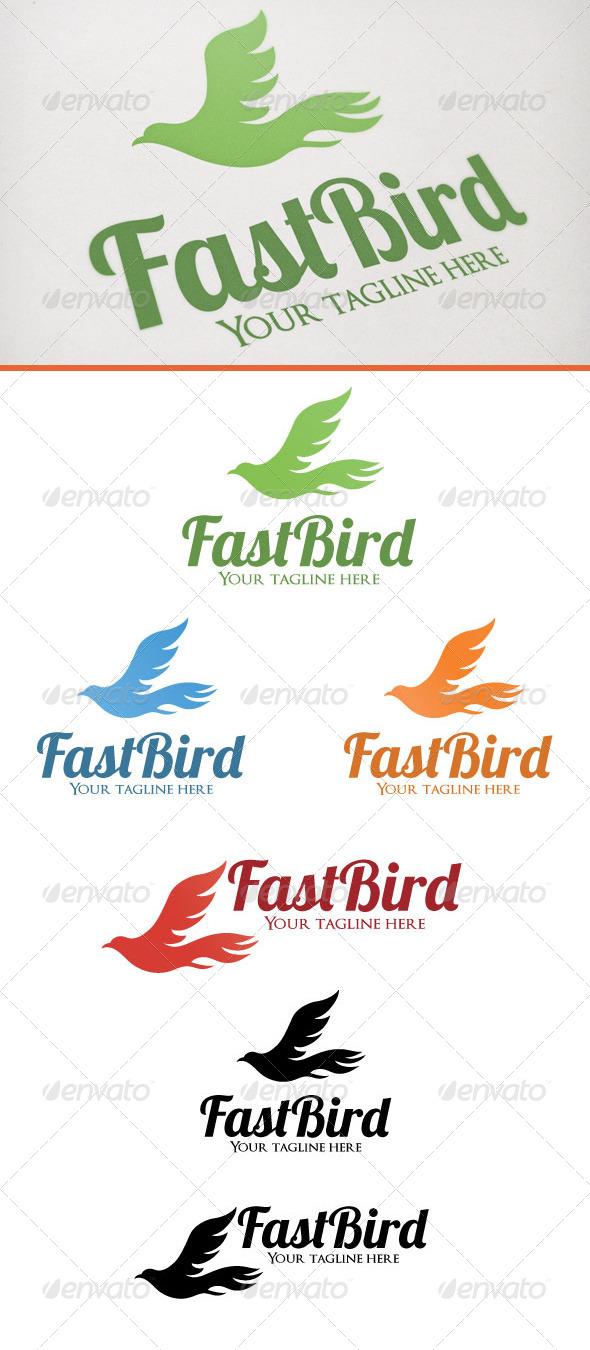 GraphicRiver Fast Bird 6820575