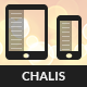 Chalis | Sidebar Menu for Mobiles & Tablets (Mobile) Download