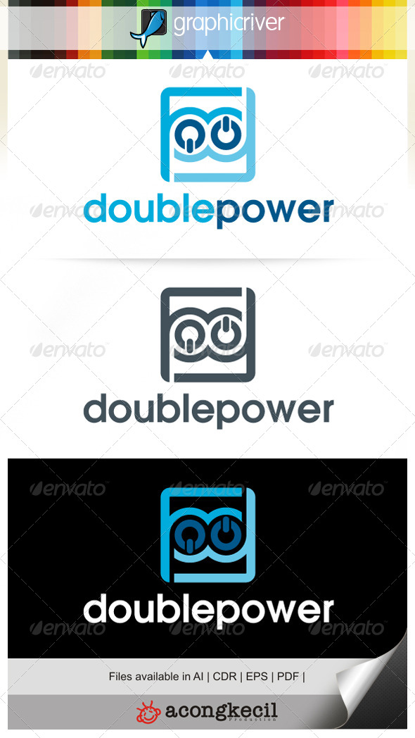 GraphicRiver Double Power V.3 6822922