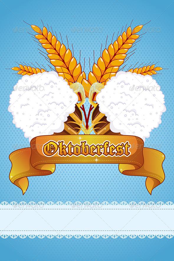 GraphicRiver Oktoberfest Banner 6823785